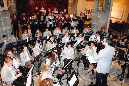 Union Musicale en Combrailles