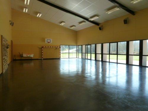 Salle multisport