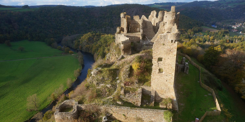 Château-Rocher : les travaux continuent