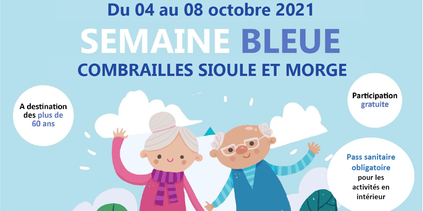 """Le CIAS participe à """"la semaine bleue"""" : des activités diversifiées à destination des séniors"""