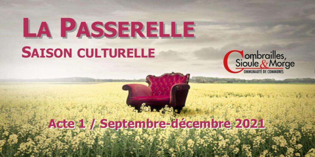 Lancement de la saison culturelle (septembre/décembre 2021)